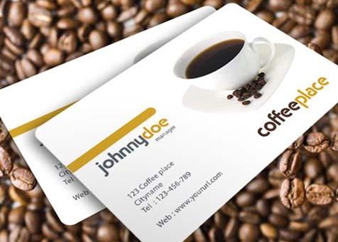 Brochures Cafe